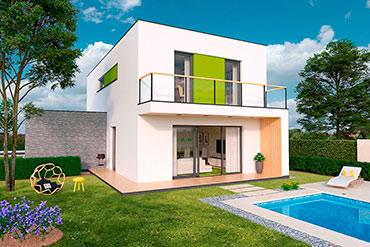 Nejlepší projekty rodinných domů